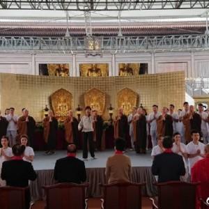 2019.03.27 慈山寺慶祝開光典禮暨慈山寺佛教藝術博物館啟用儀式