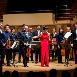 香港弦樂團 成立音樂會