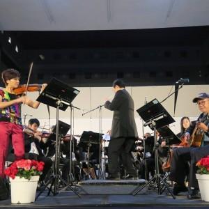 21世纪青年音乐计划 - '弦梦成真'音乐会 @ 香港科技大学