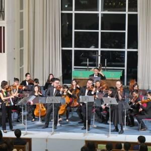 21世纪青年音乐计划 - '弦梦成真'音乐会@香港中文大学